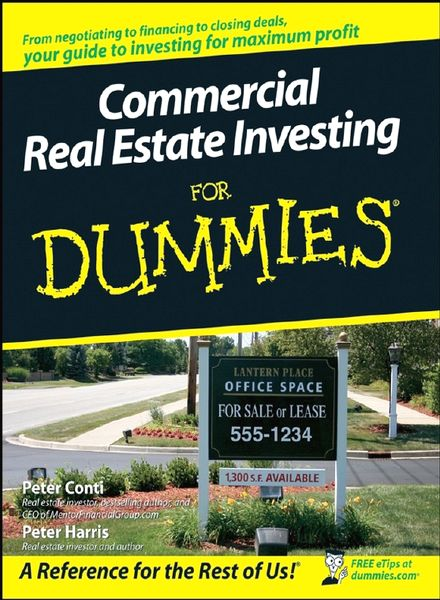 Download Commercial Real Estate Investing For Dummies