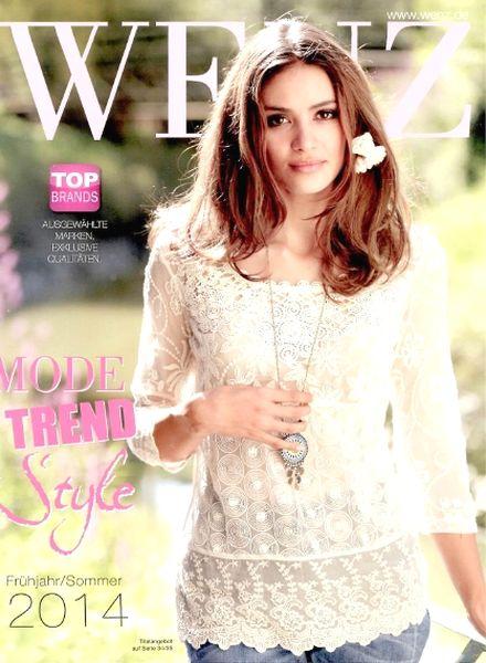 download wenz spring summer 2014 catalog pdf magazine