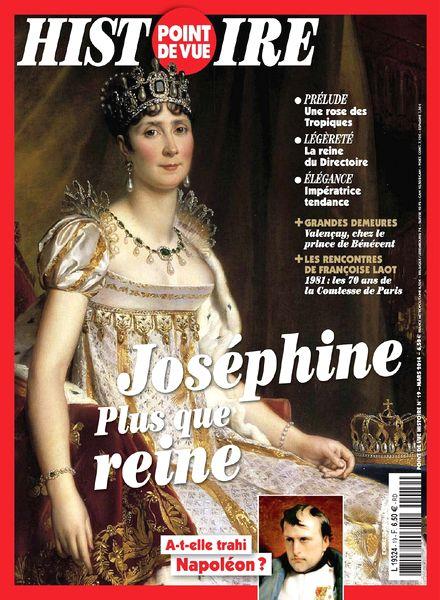 Download Point de Vue Histoire N 19 - Mars 2014 - PDF Magazine
