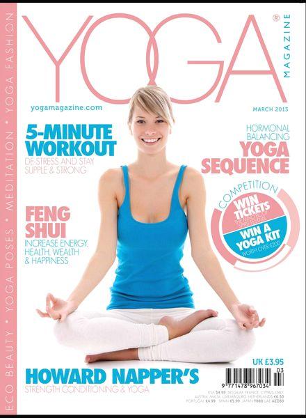 download yoga magazine march 2013 pdf magazine. Black Bedroom Furniture Sets. Home Design Ideas