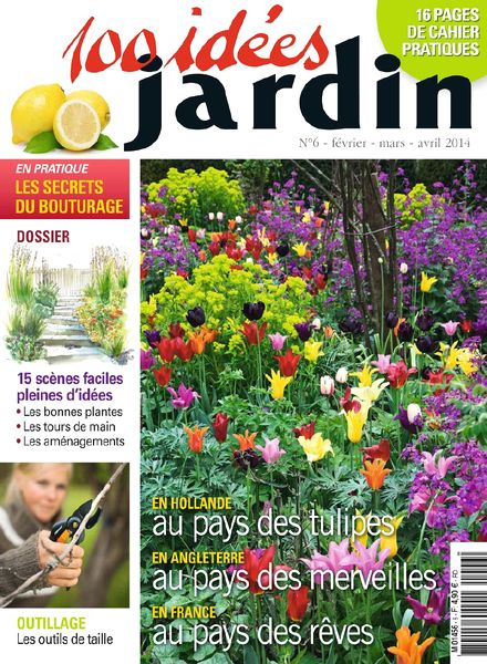 download 100 idees jardin n 6 fevrier mars avril 2014