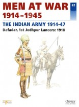 Man at War 062 - The Indian Army 1914-47.Dafadar 1st Jodhpur Lancers 1918
