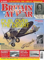 Britain At War - March 2014