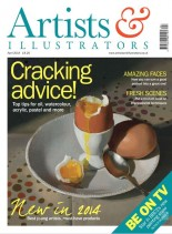 Artists & Illustrators - April 2014