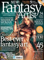 Fantasy Artist Issue 35