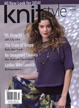 Knit'N Style - Issue 190, April 2014