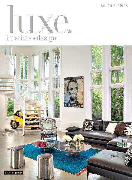 Download Luxe Interior Design Magazine South Florida Edition Winter 2014 Pdf Magazine