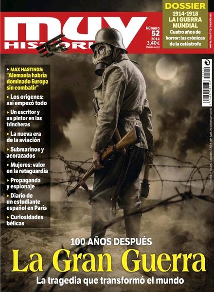 Muy Historia N 52 Marzo-Abril de 2014