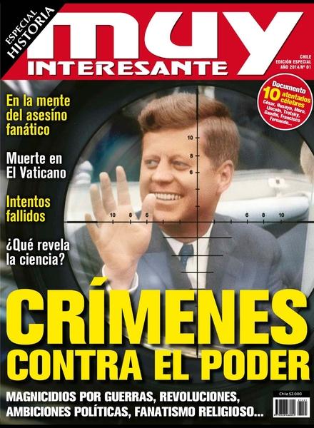 Muy Interesante Chile N 1 - Enero 2014