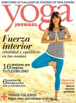 Yoga Journal Spain - Febrero 2014