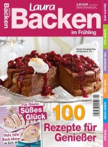 Laura Backen Im Fruhling Magazin N 01, 2014