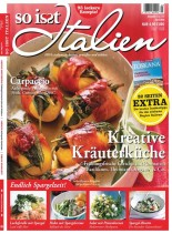 So isst Italien Magazin April-Mai N 03, 2011
