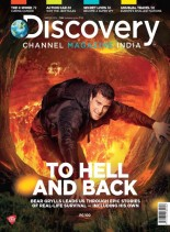 Discovery Channel Magazine India - March 2014