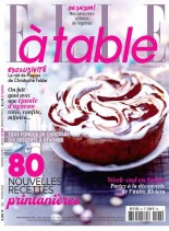 Elle a Table N 93 - Mars-Avril 2014