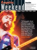 Esquire Weekend - 10 March 2014