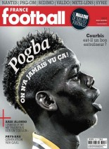France Football Mardi N 3542 - 4 Mars 2014