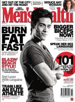 Men's Health Philippines - March 2014
