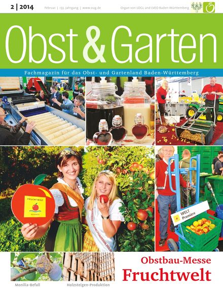 download obst garten magazin no 02 2014 pdf magazine. Black Bedroom Furniture Sets. Home Design Ideas