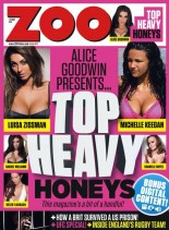 ZOO UK - Issue 517, 13 March 2014