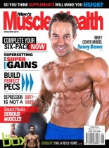 Men's Muscle & Health - March - April 2014