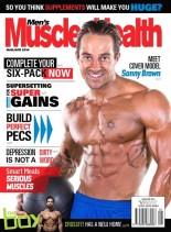 Men's Muscle & Health - March - April 2014