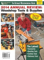 Woodworker's Journal - Spring 2014