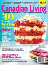 Canadian Living - April 2014