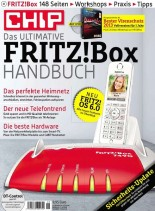 Chip Deutsch Das ultimative FRITZBox Handbuch - 2014