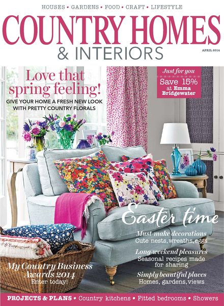 download country homes amp interiors april 2014 pdf magazine