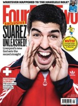 FourFourTwo UK - April 2014