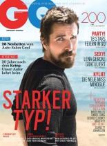 GQ Germany - April 04, 2014