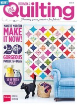 Love Patchwork & Quilting - Issue 06