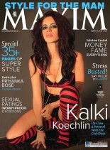 Maxim India - March 2014