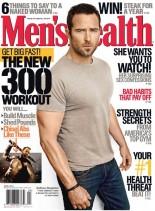 Men's Health USA - April 2014