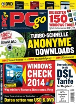 PC Go Magazin April N 04, 2014