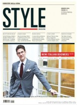 Style Magazine International - Marzo 2014