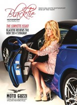 Black Tie Motorsport - 2014 SPRING Issue