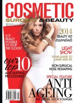 Cosmetic Surgery - February-March-April 2014