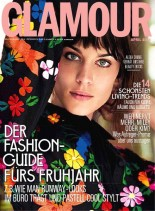Glamour Germany - April N 04, 2014