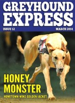 Greyhound Express - Issue 12, March 2014