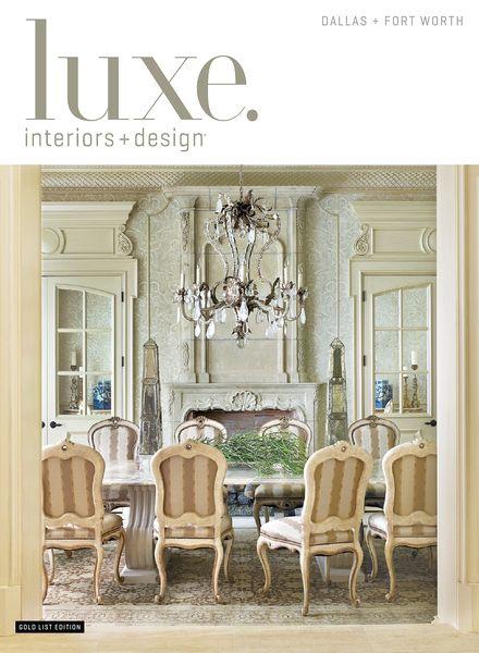 Download Luxe Interior Design Magazine Dallas Fort