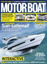 Motor Boat & Yachting - April 2014