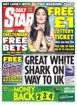 DAILY STAR - 8 Saturday, March 2014