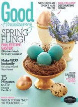 Good Housekeeping USA - April 2014