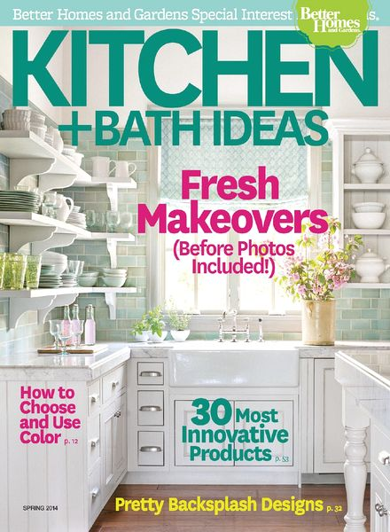Download Kitchen And Bath Ideas March 2014 Pdf Magazine