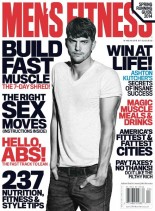 Men's Fitness USA - April 2014