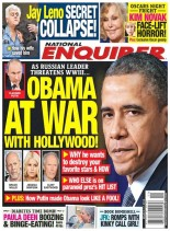 National Enquirer - 17 March 2014