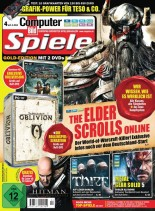 Computerbild Spiele Magazin April N 04, 2014