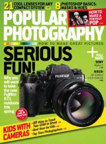Popular Photography - April 2014