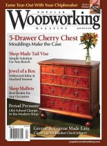 Popular Woodworking - April 2014